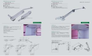 Cabinet Lift Support, Hydraulic Lift Cabinet, Furniture Gas Support pictures & photos