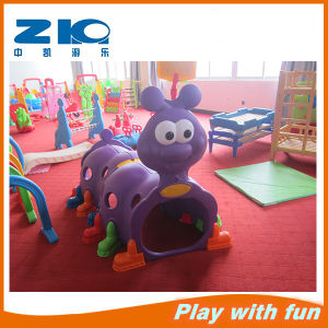 Indoor Playground Plastic Tunnel on Sell pictures & photos