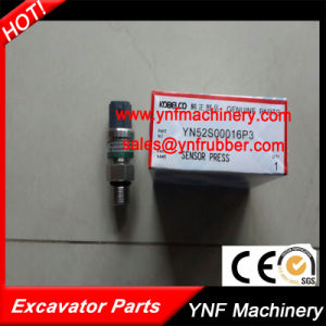 Excavator Electrical Parts Pressure Sensor for Kobelco Series Yn52s00016p3 pictures & photos