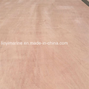 Commercial Plywood Okoume Face and Back BB/CC Grade WBP Glue pictures & photos