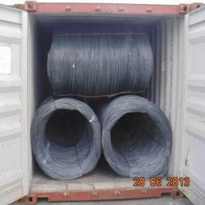 Steel Wire Rod for Cold Drawing Nail Making and Building Material (SAE1006 SAE1008) pictures & photos