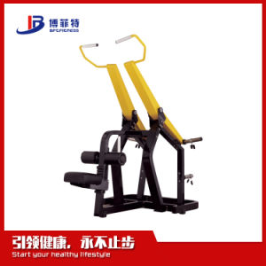 Hammer Strength Pull Down/Plate Loaded Gym Equipment for Wholesaler (BFT-1002) pictures & photos