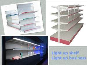 Hi (built-in-power supply) 110V/220V T5 Shelf Light pictures & photos