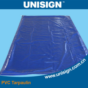 0.55mm Flame Retardant PVC Coated Tarpaulin for Car Covers pictures & photos
