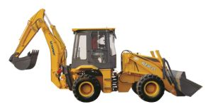Jcb 3cx Type High Quality Backhoe Loader, Wz30-25 Backhoe with 4 in 1 Bucket, Breaker pictures & photos