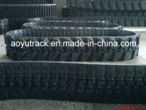 Mini Excavator Rubber Track Size 300 X 109n X 35 pictures & photos