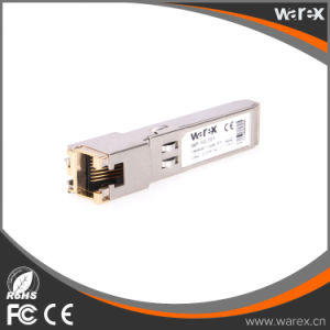CISCO GLC-T Compatible 1000Base T RJ45, 100 meters, Copper transceiver pictures & photos