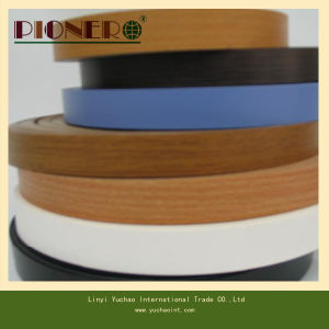 Solid Color PVC Matt Edge Banding Strips for Pakistan pictures & photos