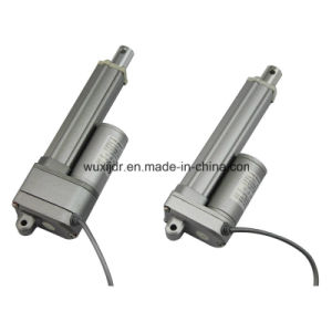 12V 24V DC Linear Actuator 12V 24V DC Motor for Car Window or Carboot with Ce pictures & photos