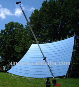 High Reflectivity Solar Mirror Sheet for Solar Power Plant pictures & photos