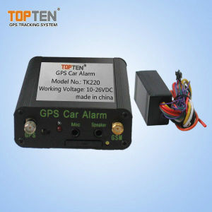 Two Way Talking Central Lock Automation GPS Car Alarm Tk220-EZ pictures & photos