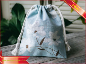 Jewelry Packing Bag Drawstring Cotton Bag Dust Bag pictures & photos