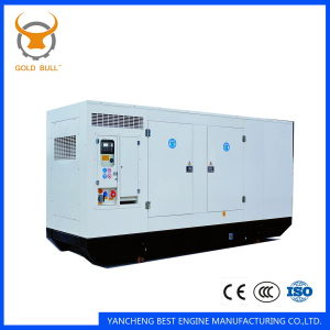 250kw-800kw High Quality Cummins Power Silent Diesel Generator Set