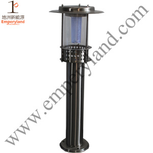 IP65 1W Stainless Steel Solar Lawn Light (DZ-CT-205) pictures & photos