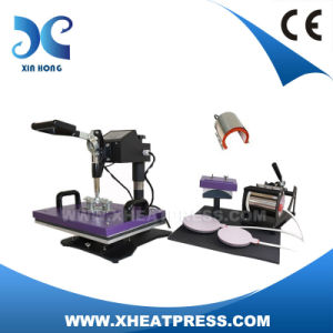 Newest Style 8 in 1 Combo Heat Press Machine for Sale pictures & photos