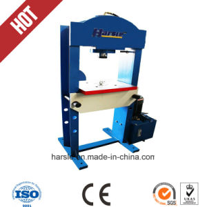 Easy Operation Simple Gantry Movable Hydraulic Press pictures & photos