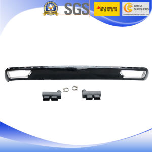 """High Quality A6 W12 2013-2014"""" Rear Car Front Lip Bumper Spoiler pictures & photos"""