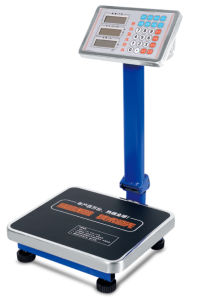 Electronic Platform Weighing Bench Scale (DH-60CE) pictures & photos