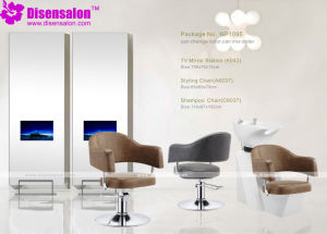 Styling Chair, Salon Chair, Barber Chair, Hairdressing Chair (Package NP1095)