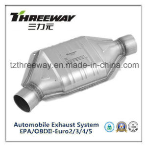 Car Exhaust System Three-Way Catalytic Converter #Twcat029 pictures & photos