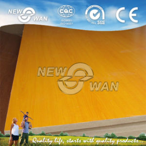 Laminated MDF Panel / MDF Sheet / MDF Wood pictures & photos