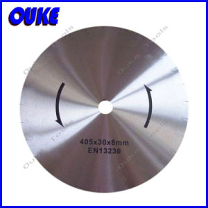 Brazed Diamond Saw Blade for Ceramic with Fishhook Slot pictures & photos