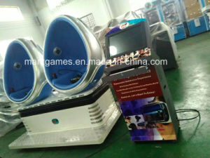 Virtual Reality Amusement Game 9d Vr Cinema Simulator for Sale pictures & photos