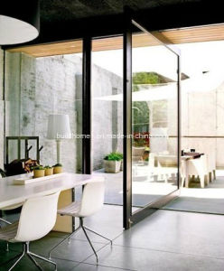 Vantage Residential Frame Pivot Aluminium Door pictures & photos