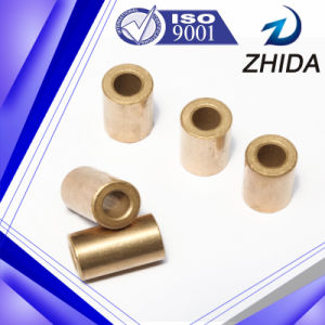 High Percision Cylindrical Type Iron Based Sintered Bushing pictures & photos