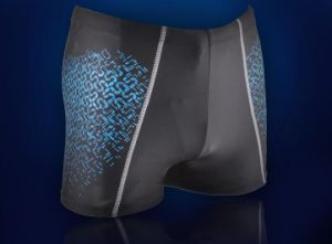 High Quality Spandex Men′s Swimming Shorts pictures & photos
