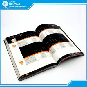 A4 Full Color Catalogue Printing and Printing Service pictures & photos