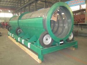 China Advertising Municipal Trommel Screen (GTS) pictures & photos