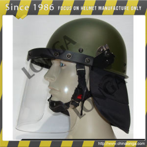 Sophisticated Technology Anti Riot Helmet Army Police Riot Helmet