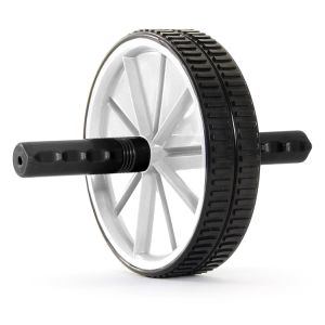 Ab Roller Wheel with Extra Thick Knee Pad Mat and Comfort Foam Handles pictures & photos