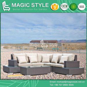 Rattan Combination Sofa Set Outdoor Patio Sofa Set Garden Wicker Sofa (Magic Style) pictures & photos