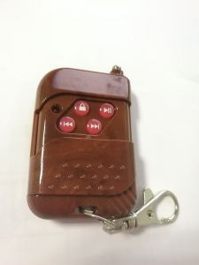 Mahogany RF Receiver Remote Control (FAS-RC-03) pictures & photos