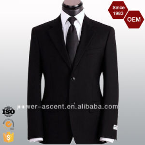 2016 OEM Wholesale Custom Design Classic Fit Men′s Formal Business Suits pictures & photos