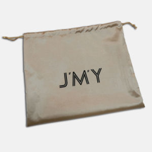 Satin Dust Drawstring Pouch for Briefcase pictures & photos