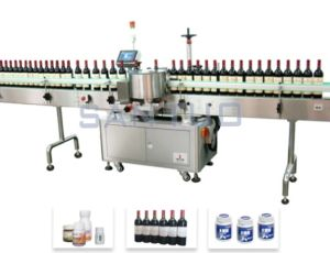 Orientation Wrap Around Automatic Labeling Machine/Labeler pictures & photos