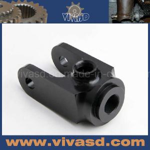 Auto Motorcycle Suspension Part with Black Anodize Finish pictures & photos