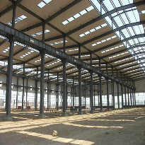Frame Roof Structure Steel Space pictures & photos