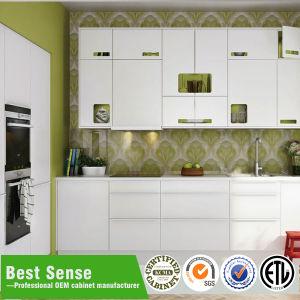 Apartment Kitchen Cabinet Design Wholesale pictures & photos