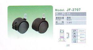 Jf-2707 Cupboard Hardware Sliding Door Wheel Truckle Series pictures & photos