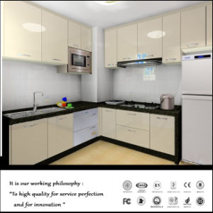 High Glossy Acrylic Kitchen Cabinet Sets, Modular Kitchen Cabinet pictures & photos