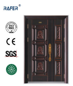 Copper Color Steel Door (RA-S157) pictures & photos