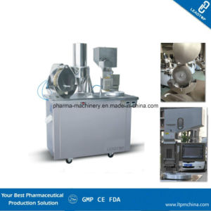 PLC Control Capsule Filling Machinery with Horizontal Capsule Locking Station pictures & photos