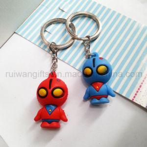 3D Soft PVC Rubber Keychain pictures & photos