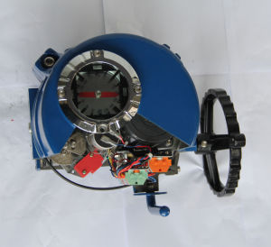 Rotary Electric Actuator/Rack & Pinion Electric Actuator/Quarter Turn Electric Actuator pictures & photos