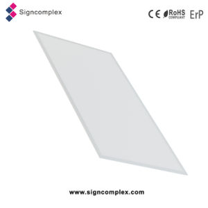 China Embedded/Ceiling/Hanging Square Dimming 1200X600 LED Panel pictures & photos