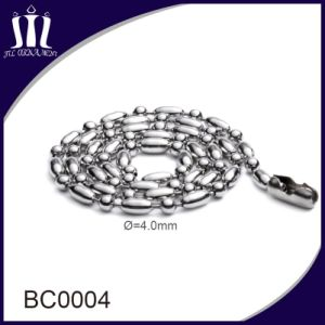Wholesale Metal Hanging Ball Chain 4.0mm pictures & photos